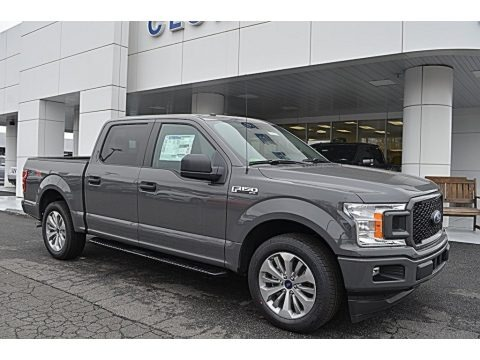 Lead Foot 2018 Ford F150 XL SuperCrew