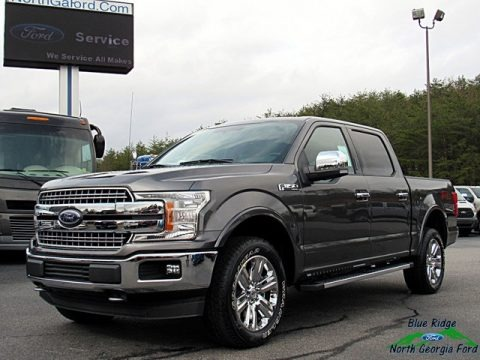 Magnetic 2018 Ford F150 Lariat SuperCrew 4x4