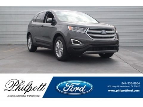 Magnetic 2018 Ford Edge SEL