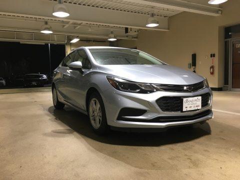 Arctic Blue Metallic 2018 Chevrolet Cruze LT