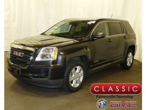 Iridium Metallic 2016 GMC Terrain SLE
