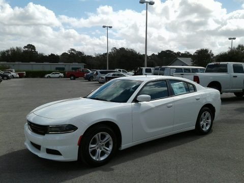 White Knuckle 2018 Dodge Charger SXT