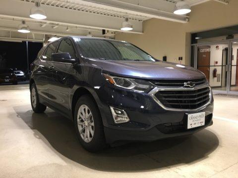 Storm Blue Metallic 2018 Chevrolet Equinox LT