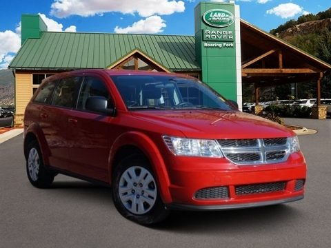 Redline 2 Coat Pearl 2015 Dodge Journey SE