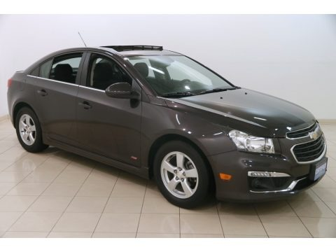 Tungsten Metallic 2016 Chevrolet Cruze Limited LT