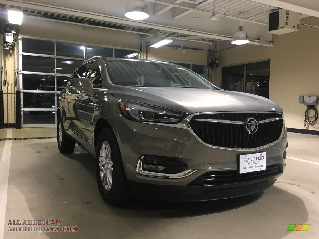 2018 Buick Enclave Premium Awd In Pepperdust Metallic