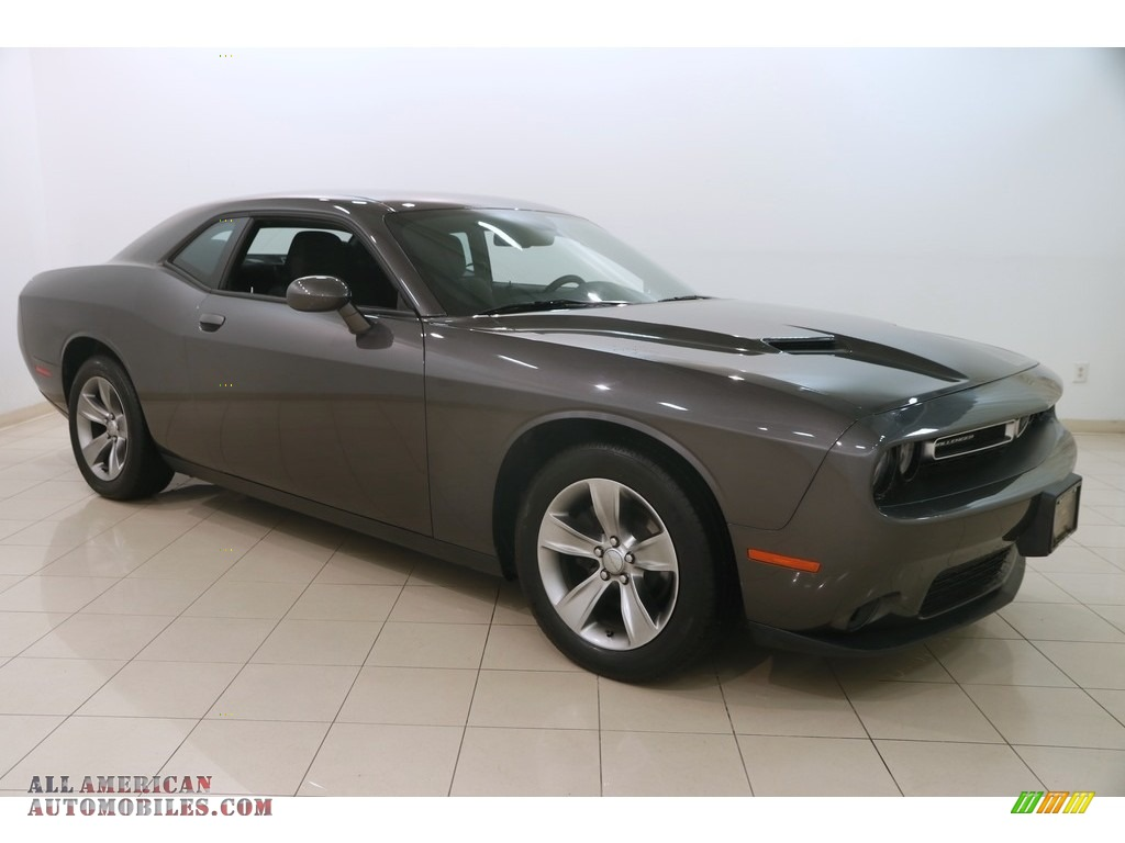 Ron Lewis Cranberry >> 2017 Dodge Challenger SXT in Granite Pearl - 548811 | All American Automobiles - Buy American ...