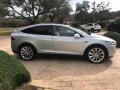 Tesla Model X 100D Silver Metallic photo #18