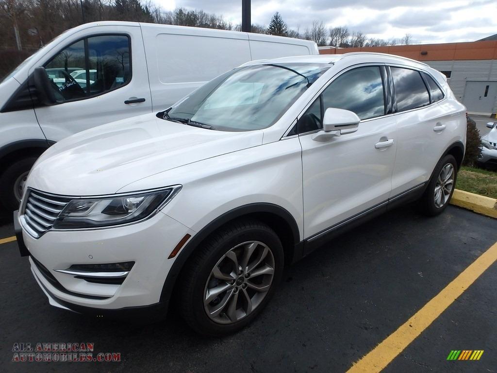 2017 MKC Reserve AWD - White Platinum / Ebony photo #1