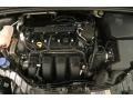 Ford Focus SE Hatchback Magnetic Metallic photo #18