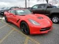 Chevrolet Corvette Stingray Coupe Torch Red photo #3