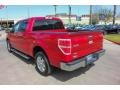 Ford F150 XLT SuperCrew Red Candy Metallic photo #5