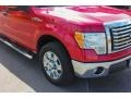 Ford F150 XLT SuperCrew Red Candy Metallic photo #10