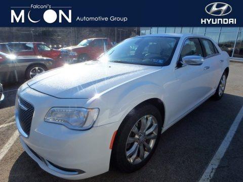 Bright White 2018 Chrysler 300 Limited AWD