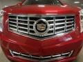 Cadillac SRX Luxury AWD Crystal Red Tintcoat photo #9