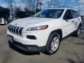 Jeep Cherokee Sport Bright White photo #3