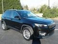 Jeep Cherokee Latitude Plus Diamond Black Crystal Pearl photo #4