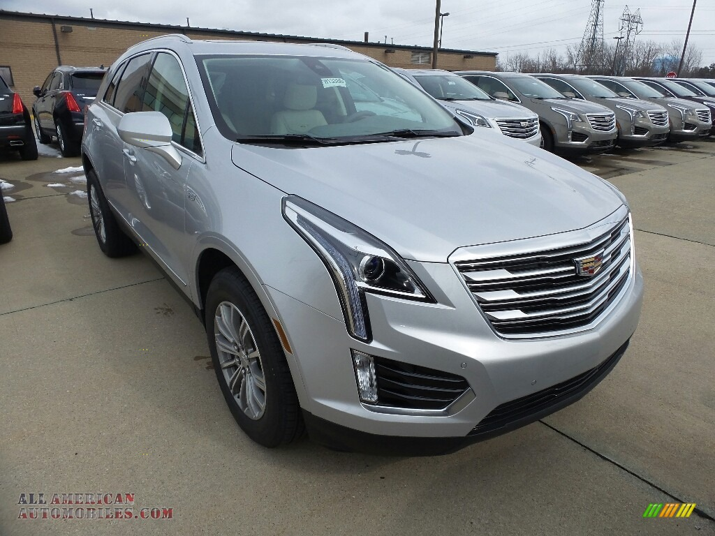 2018 XT5 Luxury AWD - Radiant Silver Metallic / Cirrus photo #1