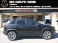 Jeep Cherokee Trailhawk 4x4 Brilliant Black Crystal Pearl photo #1