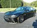 Dodge Charger R/T Scat Pack Pitch Black photo #2