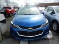 Chevrolet Cruze LT Kinetic Blue Metallic photo #2