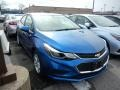 Chevrolet Cruze LT Kinetic Blue Metallic photo #3