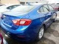 Chevrolet Cruze LT Kinetic Blue Metallic photo #4