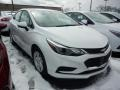 Chevrolet Cruze LT Summit White photo #3