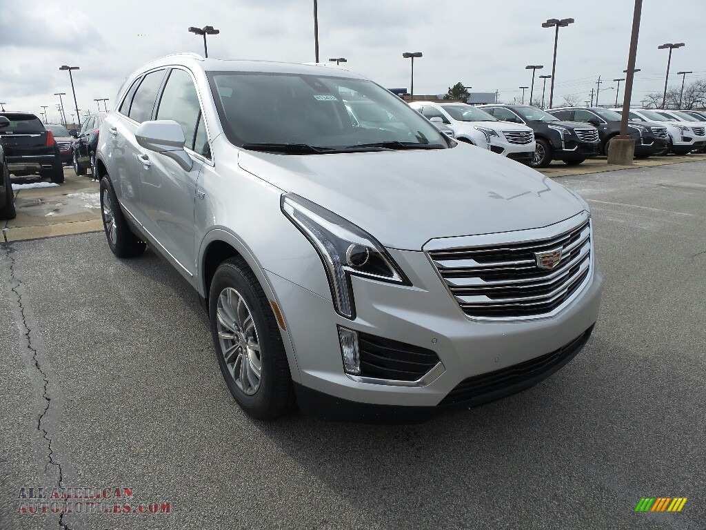 2018 XT5 Luxury AWD - Radiant Silver Metallic / Jet Black photo #1