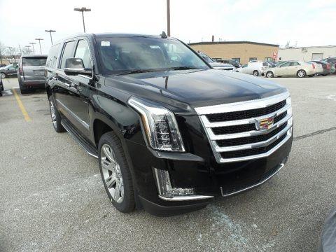 Black Raven 2018 Cadillac Escalade ESV Luxury 4WD