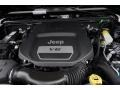 Jeep Wrangler Unlimited Sport 4x4 Black photo #9