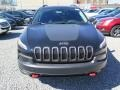 Jeep Cherokee Trailhawk 4x4 Diamond Black Crystal Pearl photo #5