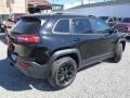 Jeep Cherokee Trailhawk 4x4 Diamond Black Crystal Pearl photo #11