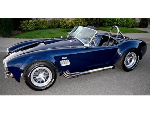 Nightwatch Blue 1966 Shelby ERA Replica 427SC Cobra