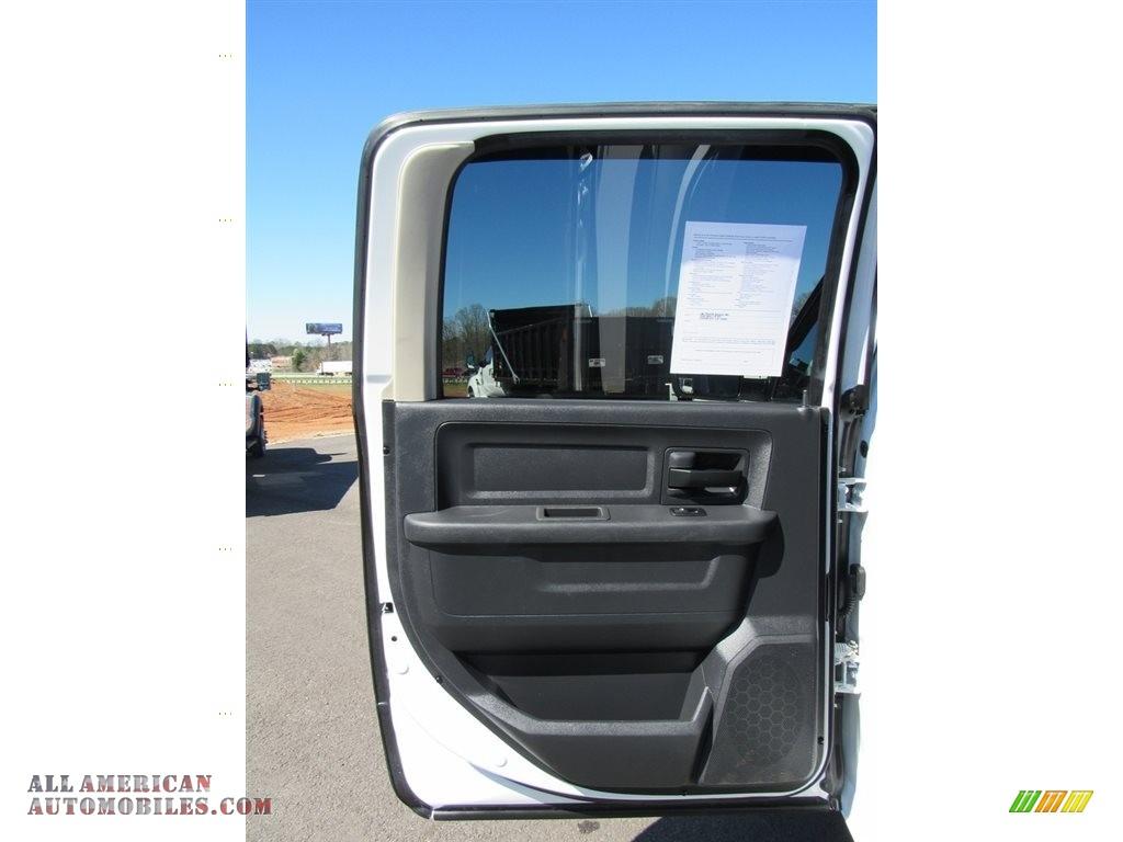 2012 Ram 2500 HD ST Crew Cab 4x4 - Bright White / Dark Slate/Medium Graystone photo #35