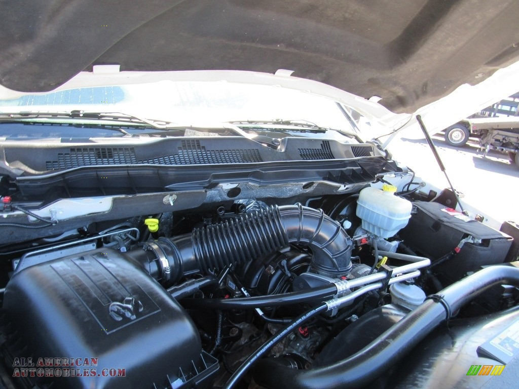 2012 Ram 2500 HD ST Crew Cab 4x4 - Bright White / Dark Slate/Medium Graystone photo #41