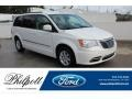 Chrysler Town & Country Touring Stone White photo #1
