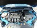 Ford Focus SE Sedan Blue Candy photo #3