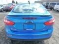 Ford Focus SE Sedan Blue Candy photo #10