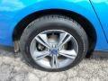 Ford Focus SE Sedan Blue Candy photo #14
