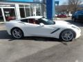 Chevrolet Corvette Stingray Coupe Arctic White photo #11