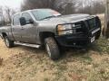 Chevrolet Silverado 2500HD LTZ Crew Cab 4x4 Graystone Metallic photo #2