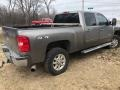 Chevrolet Silverado 2500HD LTZ Crew Cab 4x4 Graystone Metallic photo #3