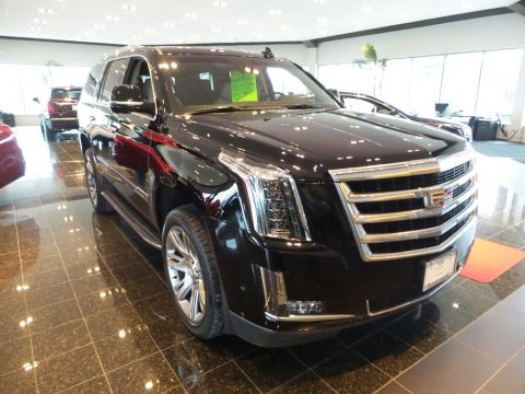 Black Raven 2017 Cadillac Escalade Luxury 4WD