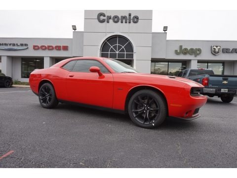 Torred 2018 Dodge Challenger R/T