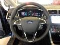 Ford Fusion Hybrid SE Blue Metallic photo #15
