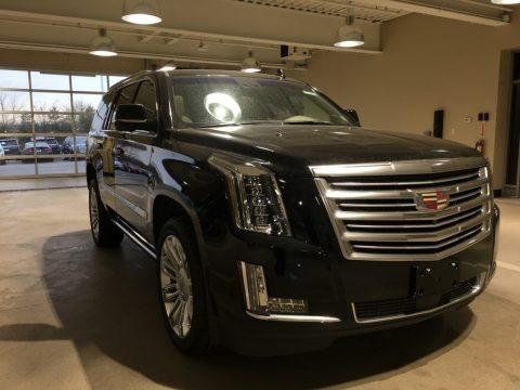 Black Raven 2018 Cadillac Escalade Platinum 4WD
