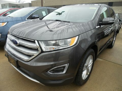 Magnetic 2018 Ford Edge SEL AWD