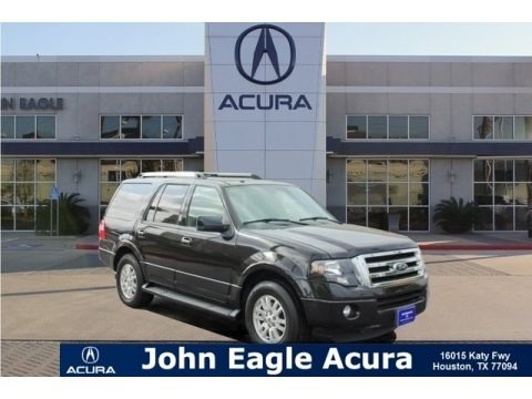 Tuxedo Black 2013 Ford Expedition Limited