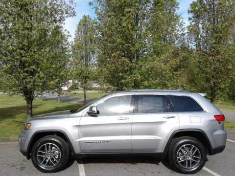 Billet Silver Metallic 2018 Jeep Grand Cherokee Limited 4x4